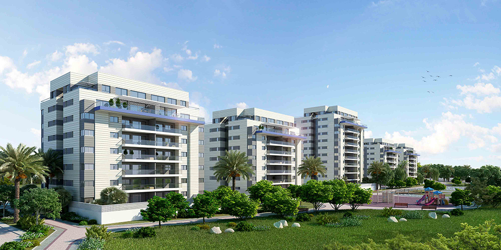 RedSea Group – Residential Development